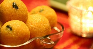 Decorative Laddu Photo